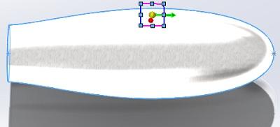 反射光が拡散されたモデル